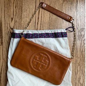 TORY BURCH Small Handbag, Tan